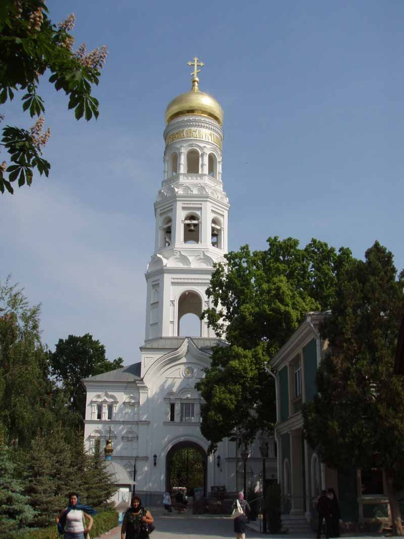 Одесса. Свято Успенский монастырь
