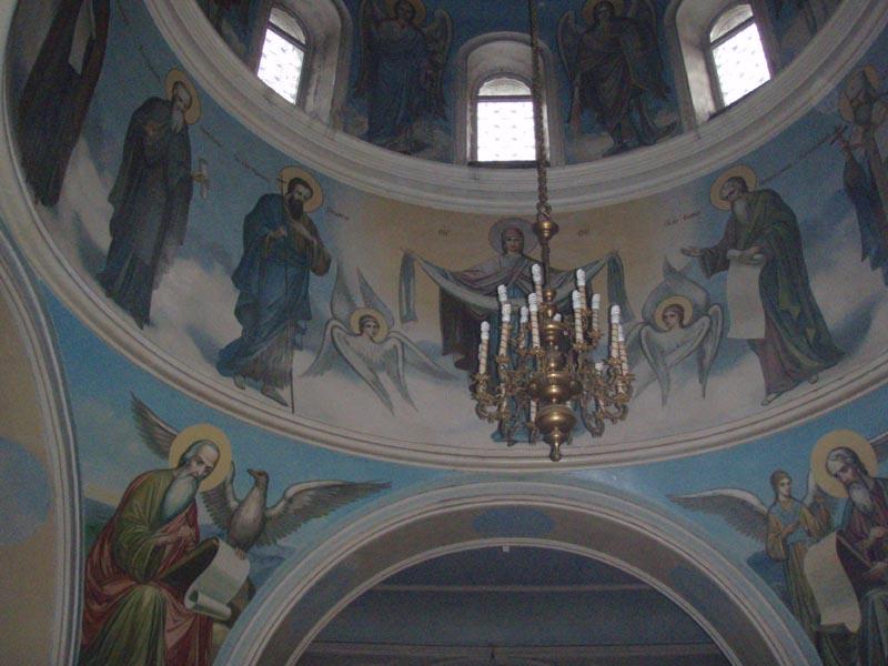 Красный маяк. Свято-Георгиевский Бизюков монастырь