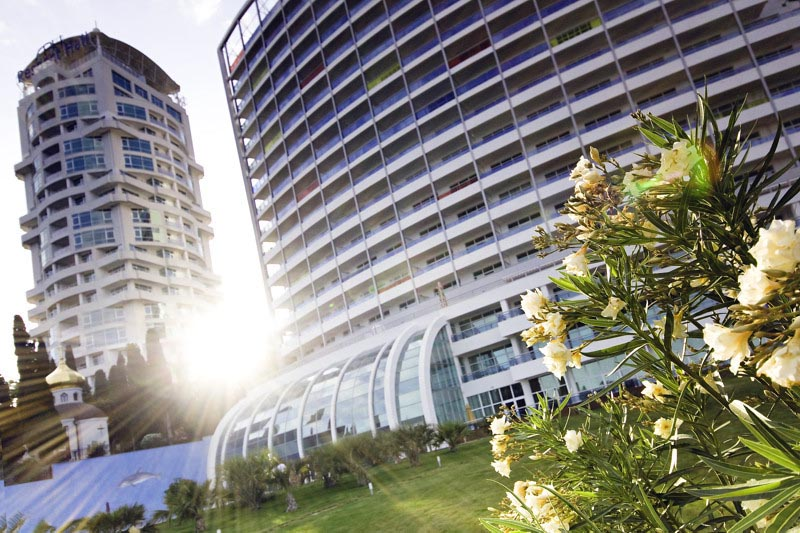 Курортный отель Respect Hall Resort & SPA