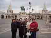 Будапешт. Памятник Св. Иштвану