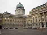 Будапешт. Королевский дворик