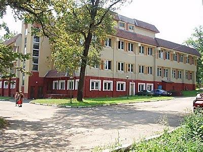 Моршин Санаторий Прикарпатская Ватра