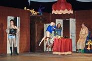 Поездки из Новой Каховки в Театр