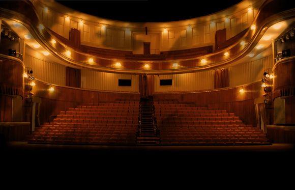 Вид зала Театр им. Н.Кулиша